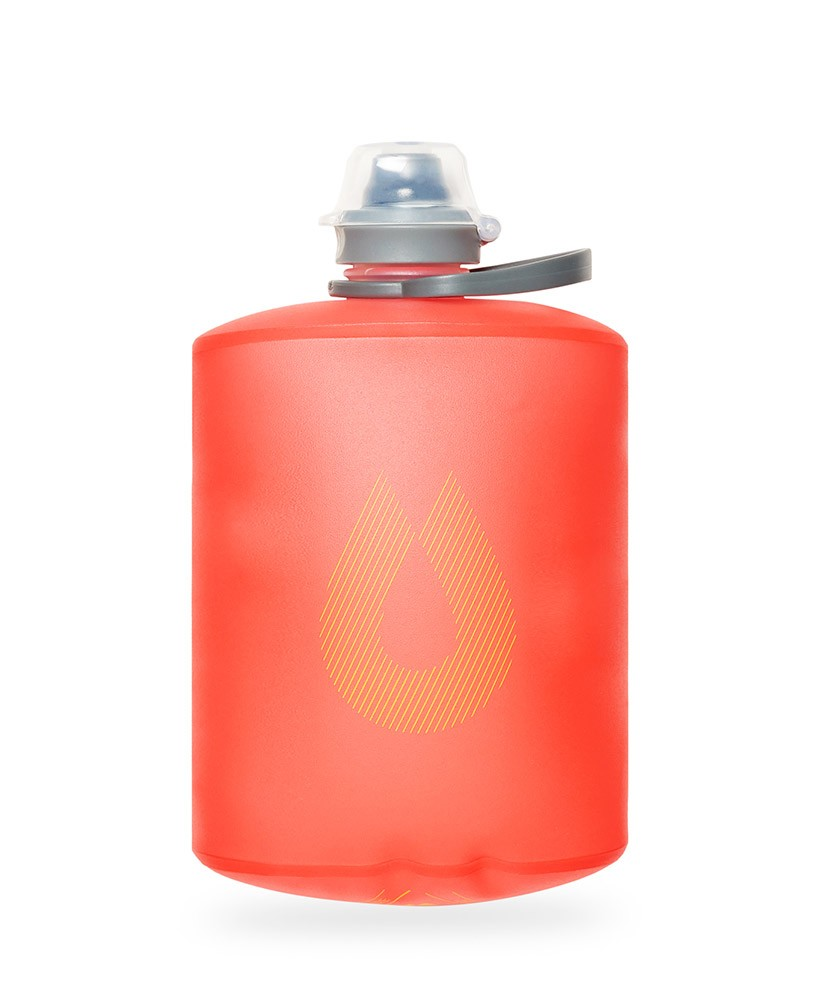 Bouteille Pliable Stow 500 ml Redwood Red